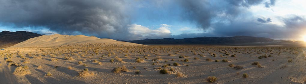 Eureka Sand Dunes, Death Valley National Park