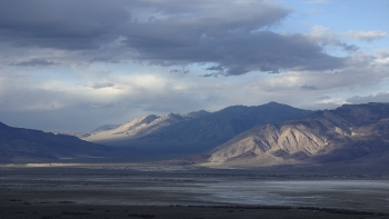 Dry Mountain and Saline Valley