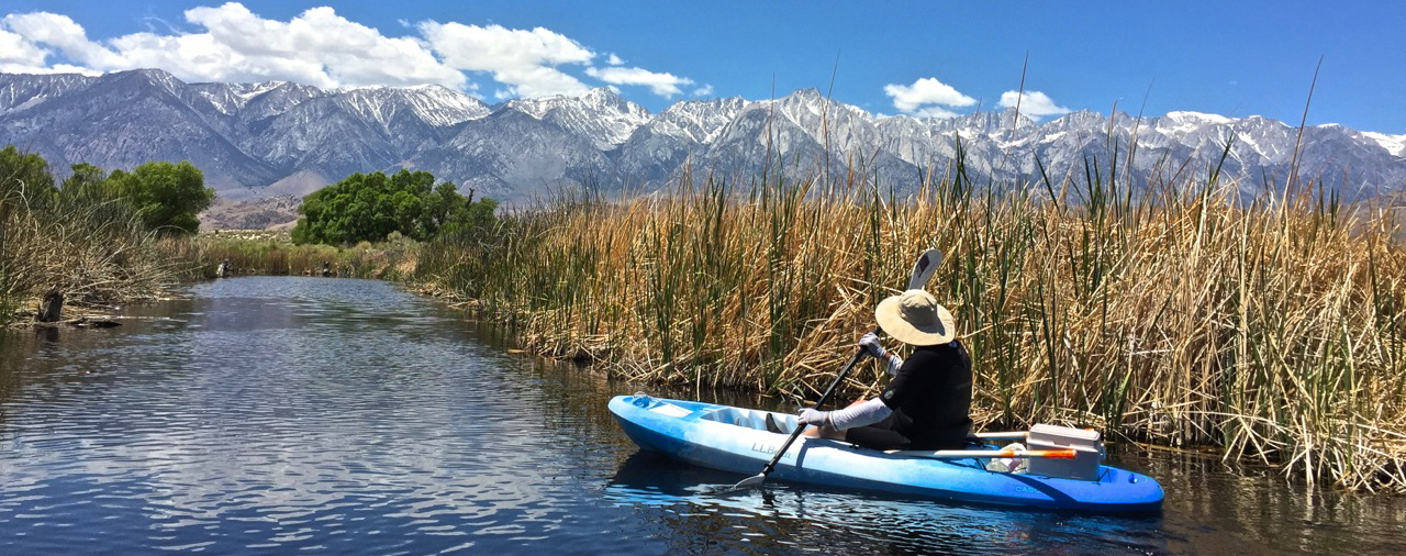 owens river kayak