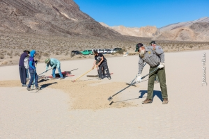 racetrack playa volunteers