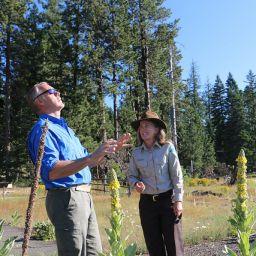 Zinke visits national monument in Oregon