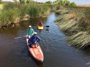 owens river kayak and paddleboard