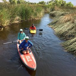 owens river kayak and paddleboard