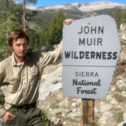David Carpenter FOI Forest Service Intern