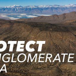 Protect Conglomerate Mesa