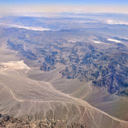 Bajada - Death_Valley_Wash_aerial